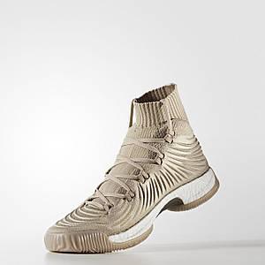 Мужские кроссовки Adidas Crazy Explosive Boost 2017 RK Beige Бежевые