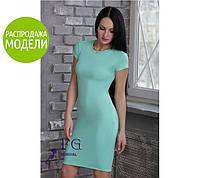 "Платье с коротким рукавом ""Eva""| Распродажа"