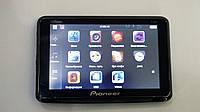"Автомобильный GPS Навигатор 5"" Дюймов Экран Pioneer P-561 - Bluetooth - IGO + Navitel + CityGuide, фото 1"