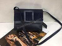 Шикарная женская сумочка из натуральной кожи пр-во Италия 1816, фото 1