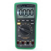 Мультиметр BAKKU BA-18B+  Измерения: V, A, R, C