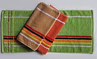 """Кухонное полотенце """"Полоска"""" махровое 33*70"""
