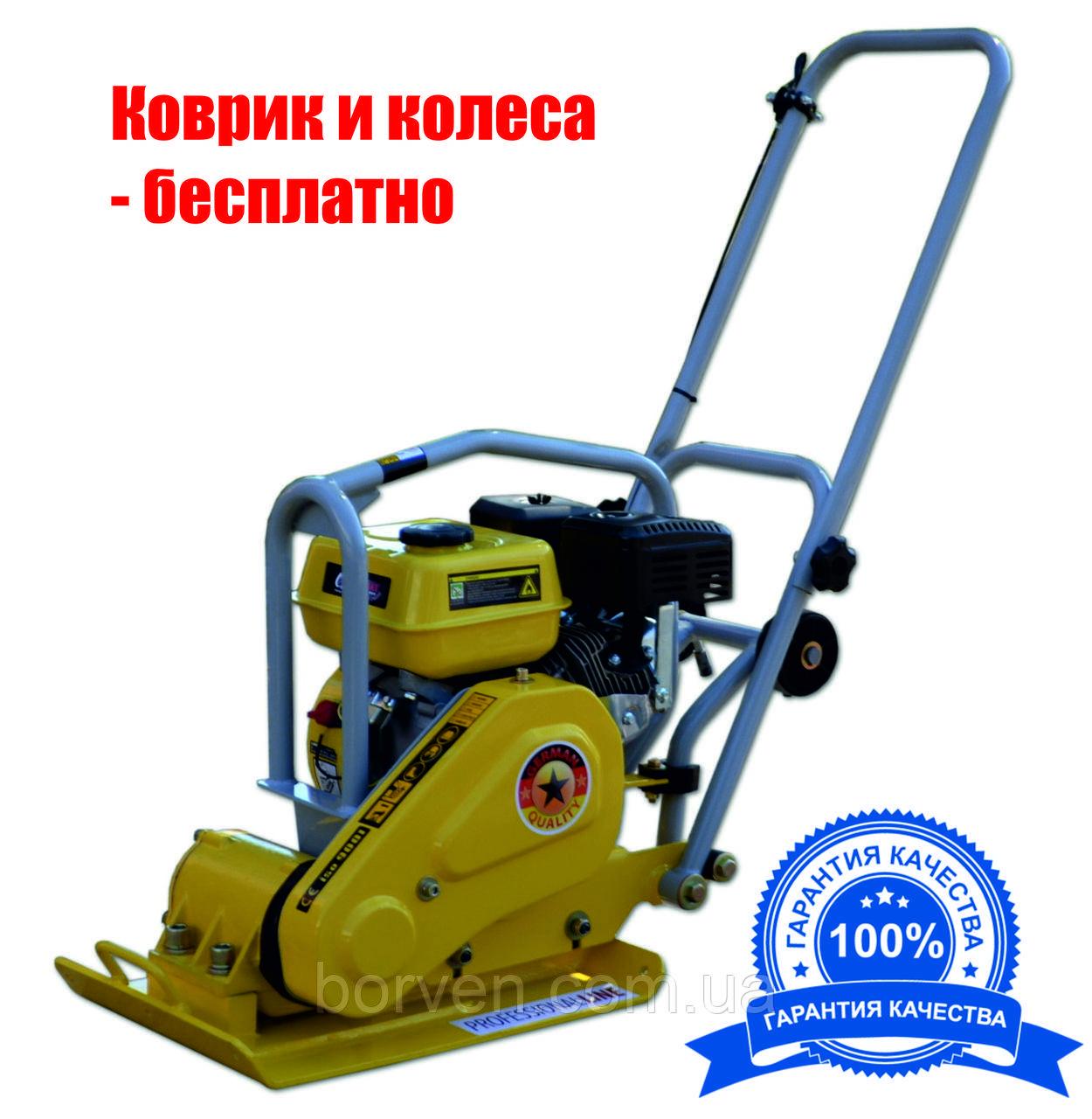 Виброплита Dro Masz DRB-10, 70 kg, Honda