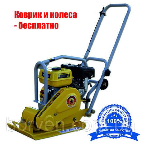 Виброплита Dro Masz DRB-10, 70 kg, Honda, фото 2