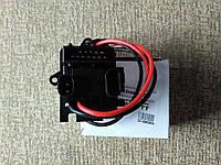 Регулятор вентилятора печки  (реостат) Renault Trafic II(DER007TT)
