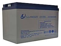 Аккумулятор гелевый Luxeon LX12-100G 12V 100Ah, фото 1