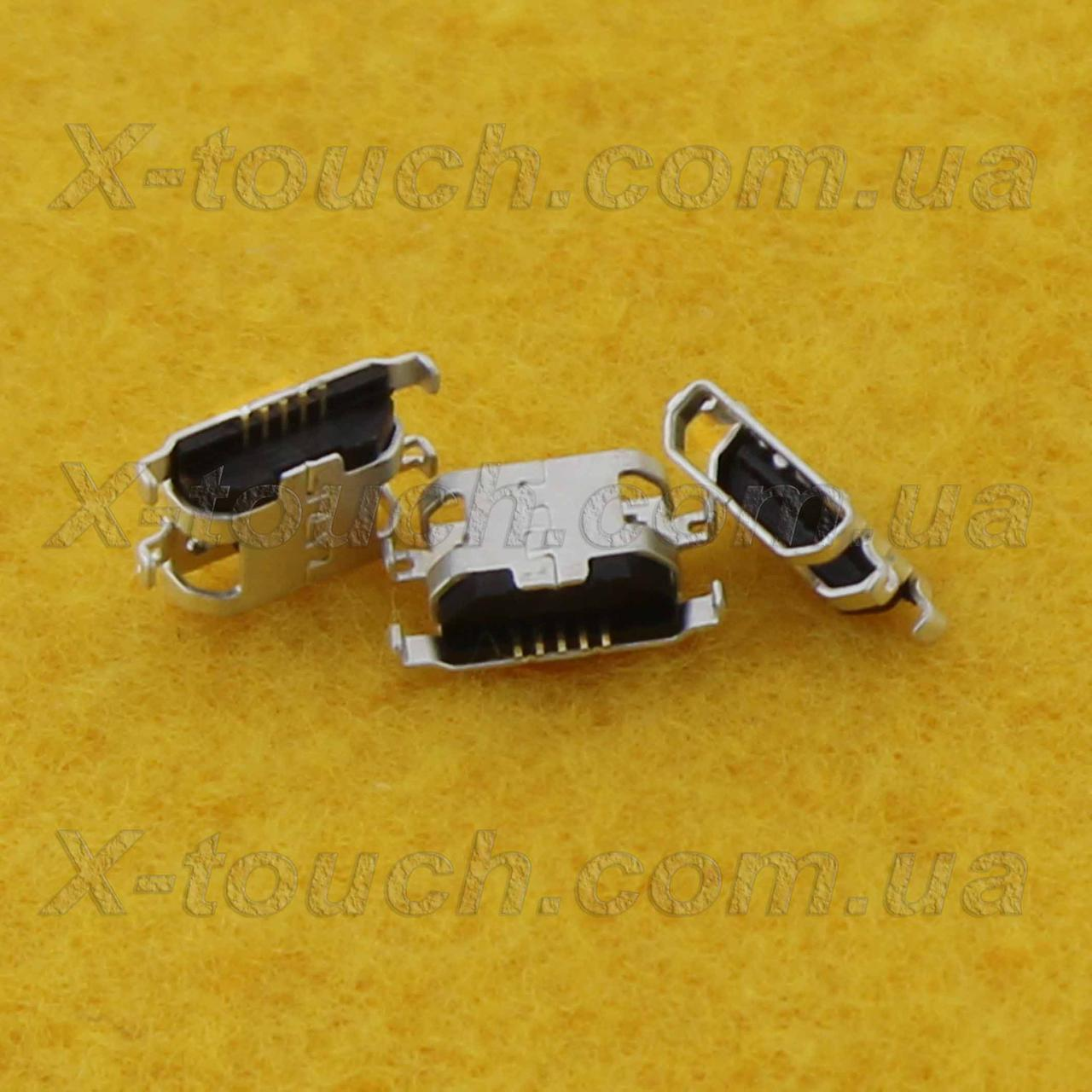 Lenovo A798T разъем зарядки micro-B USB 5pin