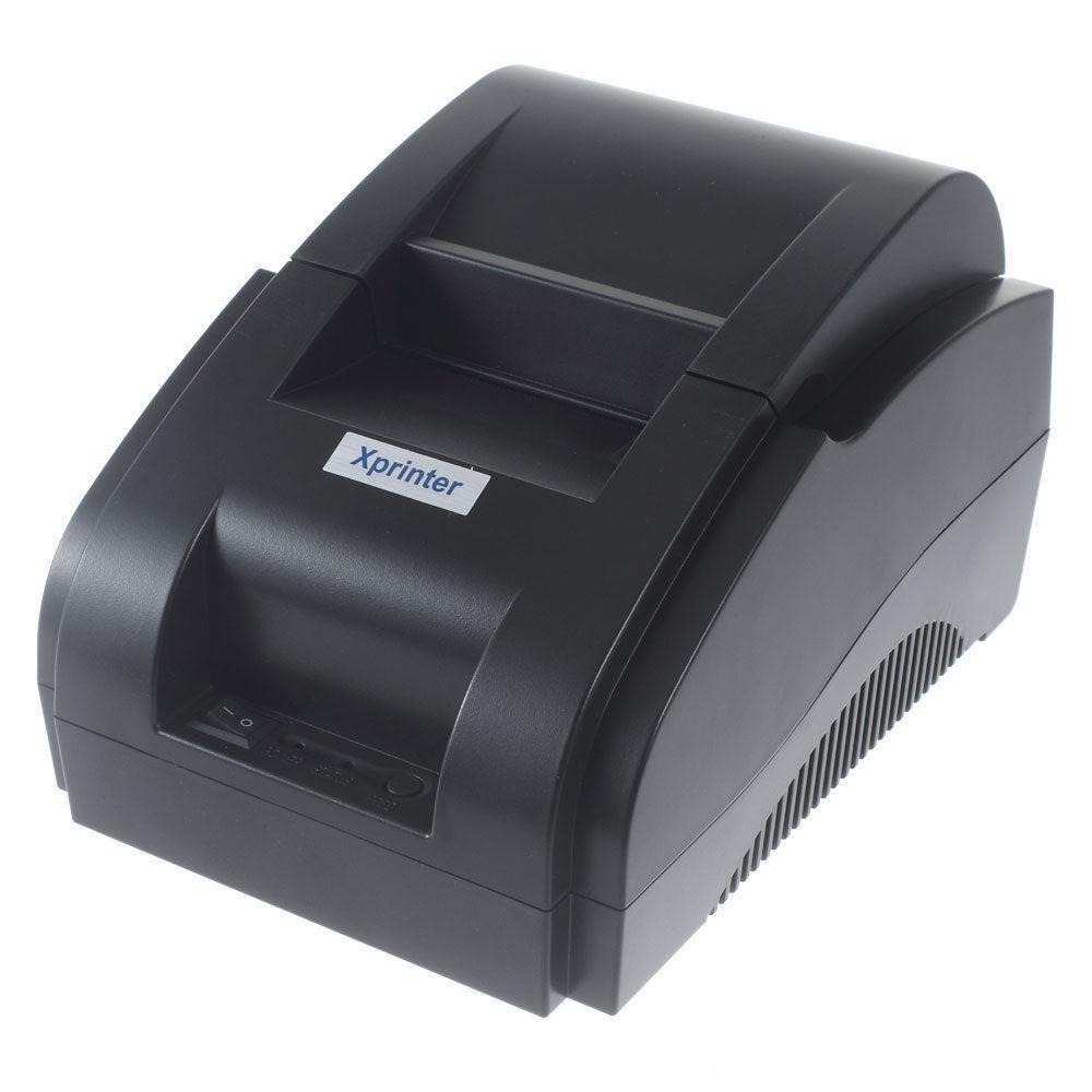 """Термопринтер, POS, чековый принтер XP-58IIH 58 мм - Интернет-магазин """"Ценовал"""" в Львове"""