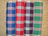 Набор вафельных полотенец кухонных  4 шт. 39х65 см, фото 5