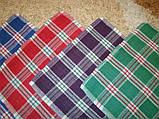 Набор вафельных полотенец кухонных  4 шт. 39х65 см, фото 6