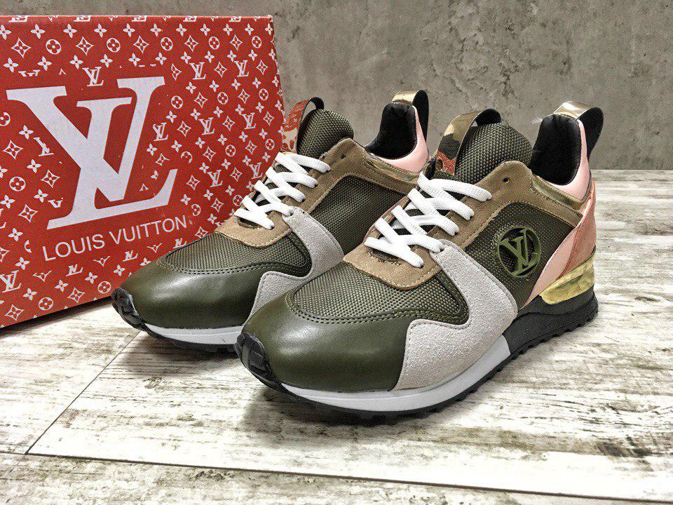 Louis Vuitton Sneaker Run Away  ,Реплика
