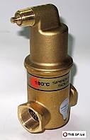 """Сепаратор воздуха 1"""" для солнечных систем (до 180С)"""