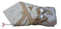 Конверт-ковдру для новонародженого Мишеня, фото 1