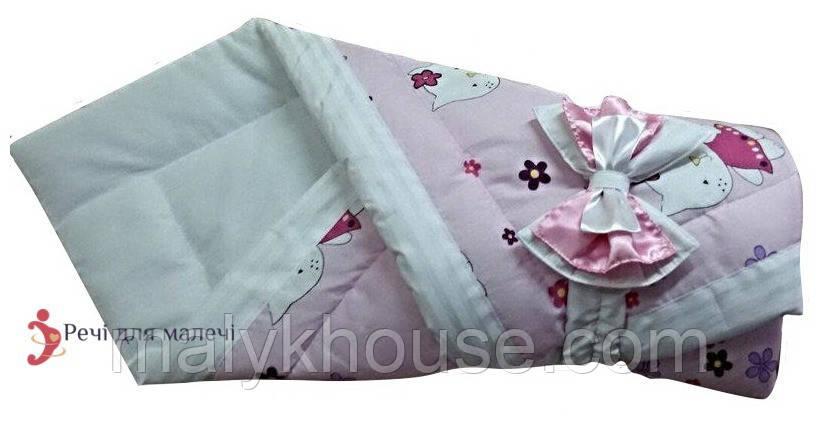 Конверт-одеяло на выписку Kiti