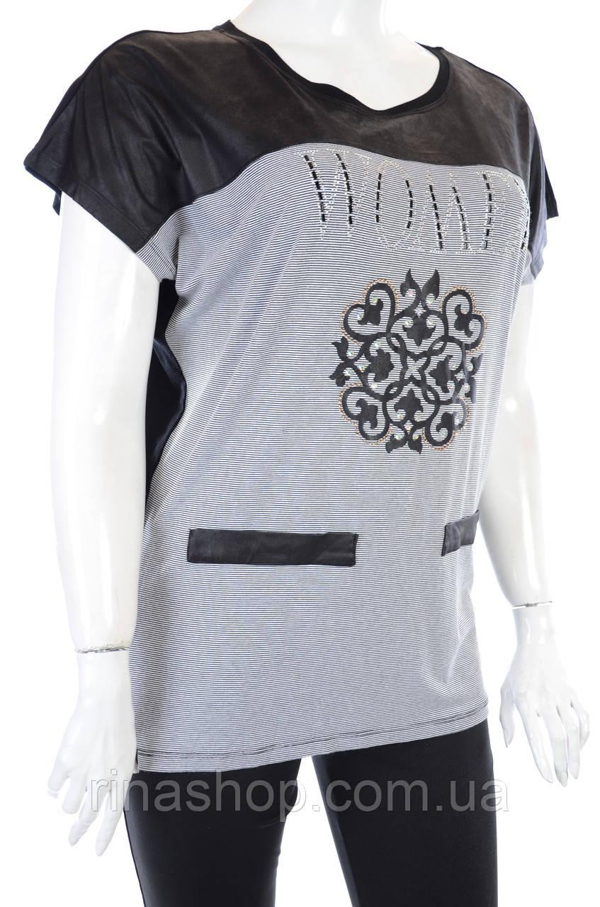 Женская футболка 6619