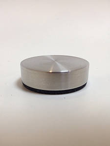 ODF-06-11-01 Прижимной коннектор для стекла, диаметром 40 мм под резьбу М10