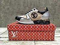Louis Vuitton Sneaker Run Away  ,Реплика, фото 1