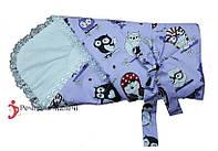 Конверт-одеяло на выписку Веселушки, фото 1