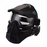 Новый шлем для игры в пейнтбол, маска для пейнт бола