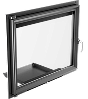 Дверцы для камина Kratki Amelia (607x750)