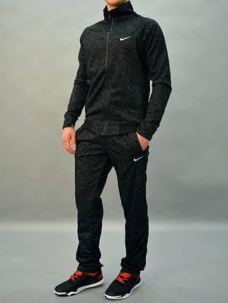 aad8d455 Остались размеры:46,48. Черный мужской спортивный костюм Nike (Найк ...