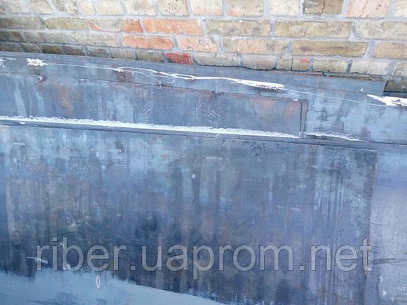 Металлический лист 3мм 1,1х2,5м, фото 2