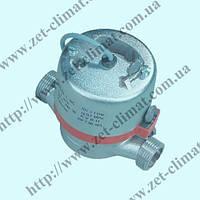 Счетчик для воды JS-90-2.5-NK Ду 20 PoWoGaZ с импульсным выходом горячей воды