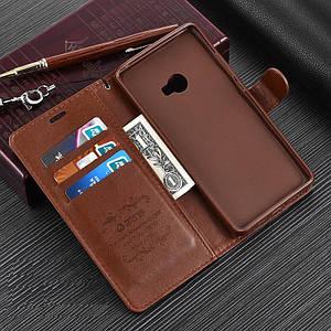 """Xiaomi Mi Note 2 оригинальный кожаный чехол книжка кошелёк с карманами противоударный на телефон """"ASPENZ"""""""