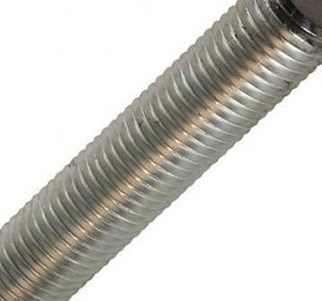 Шпилька резьбовая М18 DIN 976 | полная резьба, размерная, класс прочности 8.8, фото 2