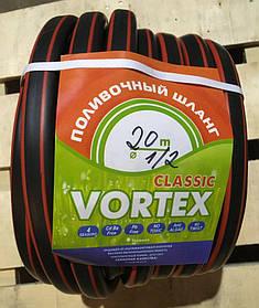 """Шланг поливальний 50 м Vortex 3/4"""" ПВХ"""