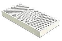Латекс для матраса натуральный блок высота 10 см размер 80х200 (3 зоны жесткости)