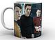 Кружка GeekLand Звездный Путь Star Trek Звездный путь актеры ST.02.008, фото 3