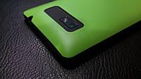 Декоративная защитная пленка для HTC Desire 600 яблочно зеленный, фото 1