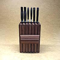 """Подставка для ножей """"Текила"""" венге"""
