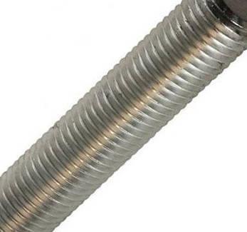 Шпилька резьбовая М20 DIN 976 | полная резьба, размерная, класс прочности 8.8, фото 2