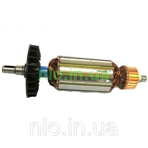 Якорь болгарки Stern 125 C (154х37 шпонка 8мм)