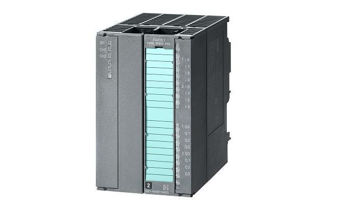 Siemens Simatic S7-300, модуль позиционирования FM 351 для управления приводами, 6ES7351-1AH02-0AE0
