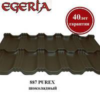 Модульна металочерепиця Egeria
