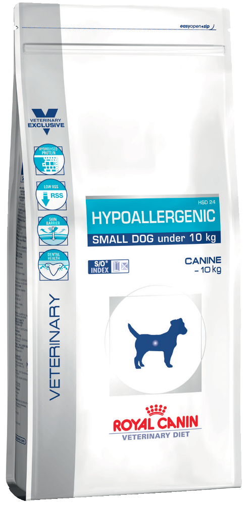 Royal Canin HYPOALLERGENIC SMALL DOG Canine