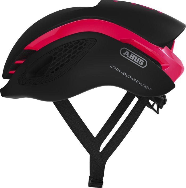 Велошлем ABUS GAMECHANGER Fuchsia Pink (M)