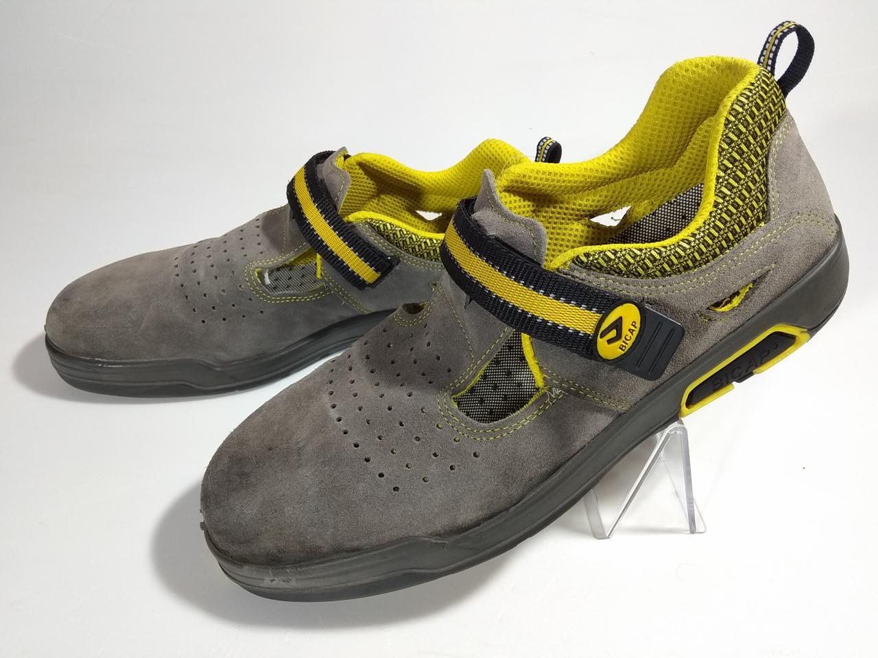 Туфли  мужские рабочие  47 размер  бренд   BICAP (Германия)