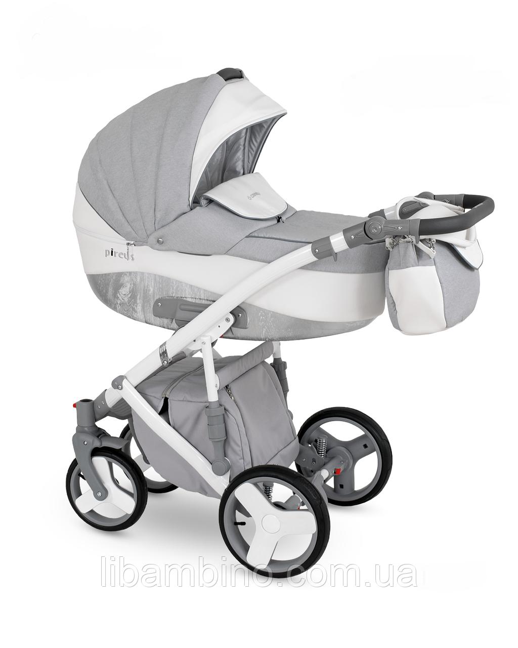 Дитяча універсальна коляска 2 в 1 Camarelo Pireus 01