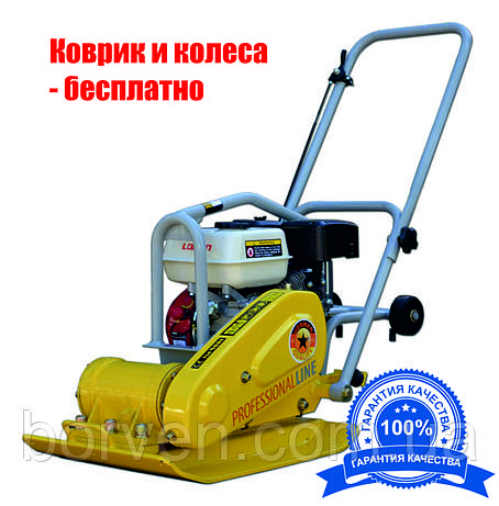 Виброплита Dro-Masz DRB 80-102, 110 kg, Loncin, фото 2