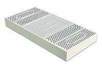 Латекс для матраса натуральный блок высота 20 см размер 90х200 (5 зон жесткости)