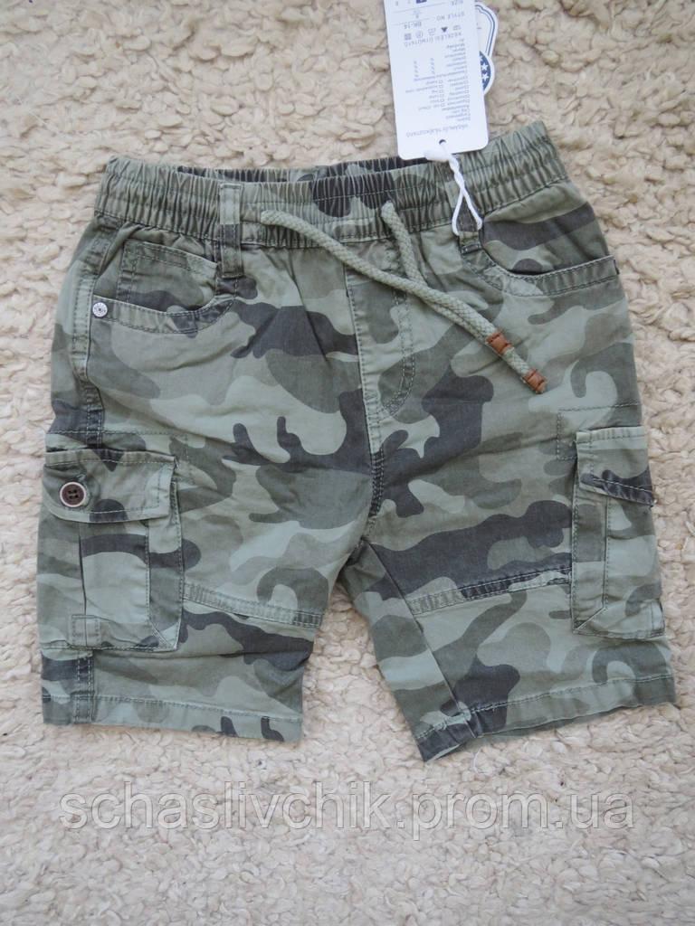Детские джинсовые бриджи, шорты для мальчиков и девочек, размер 3-8, фирма S&D