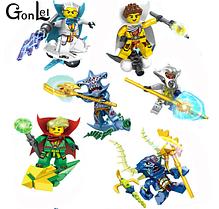 Пираты Карибского моря, набор 2 Аналог Лего Конструктор