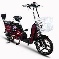 Электровелосипед Skybike ELF-3 (350W-48/12 V/Ah), фото 1