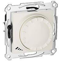Диммер LED поворотно-нажимной универсальный 4-400Вт Schneider Electric Sedna Слоновая кость (SDN2201223)