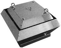 Вентилятор крышный вытяжной RVS 90/63-6D