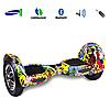 "Гироборд Smart Balance Wheel 10"" Bluetooth SD (АКБ Samsung) Оригинал Hip-Hop"